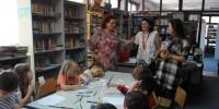 Uz knjige se najlepše raste – predškolci u biblioteci