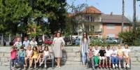 IJ predškolske grupe Pinokio u parku Pećina