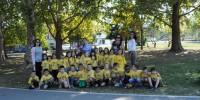 Predškolci Pinokijevci uživali u parku