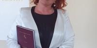 Odbrana master rada Vesne Lazić